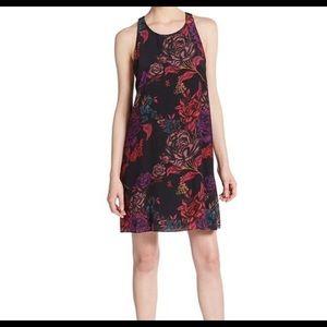 Alice + Olivia Neon Floral Dress 🌸